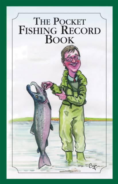 Pocket Fishing Record Book