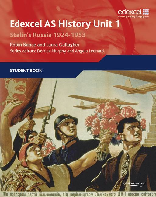 Edexcel GCE History AS Unit 1 D4 Stalin's Russia, 1924-53