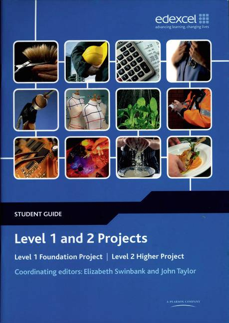 Level 1 and 2 Projects Student Guide