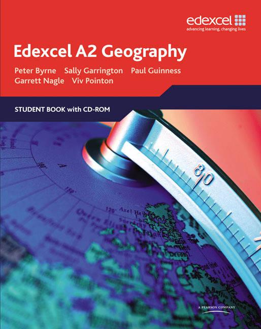 Edexcel A2 Geography SB with CD-ROM