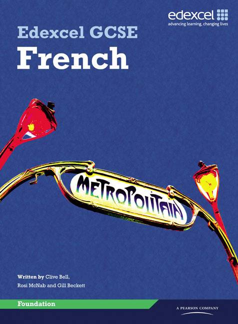 Edexcel GCSE French Foundation Student Book