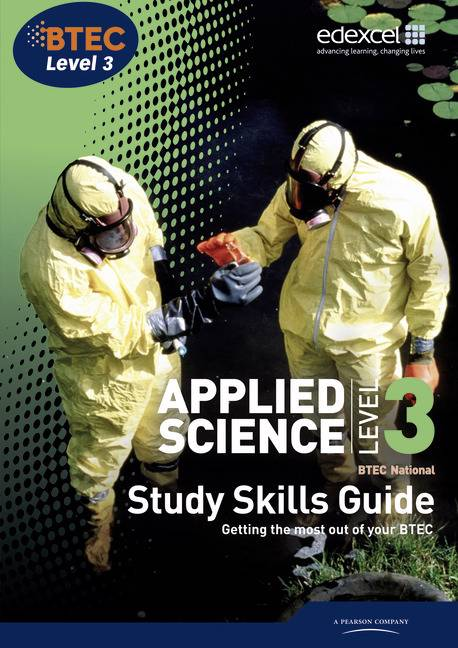 BTEC Level 3 National Applied Science Study Guide