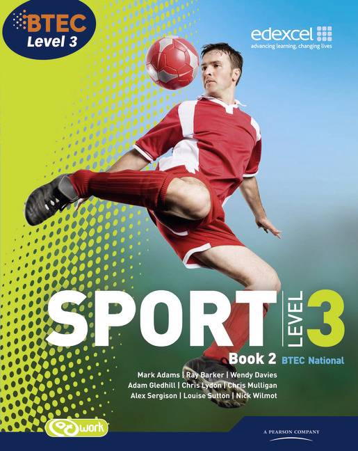 BTEC Level 3 National Sport Book 2