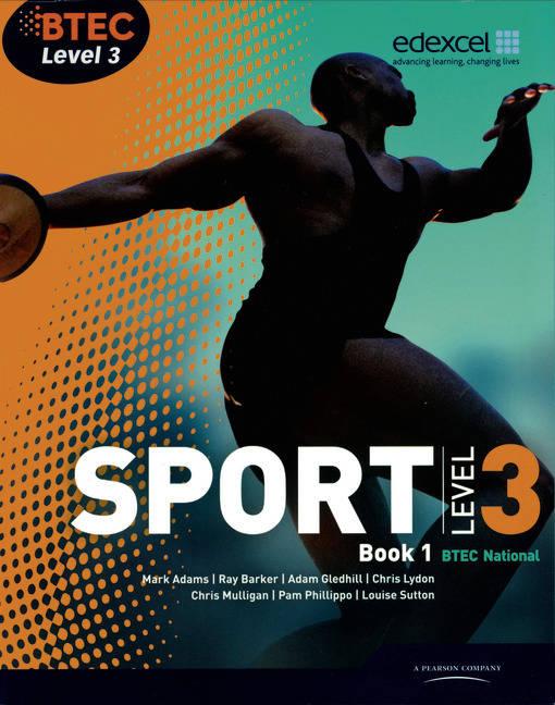 BTEC Level 3 National Sport Book 1