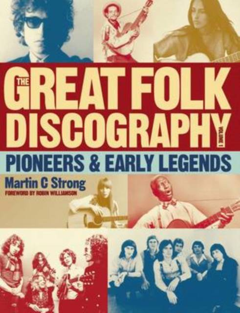 Great Folk Discography: Early Legends v. 1