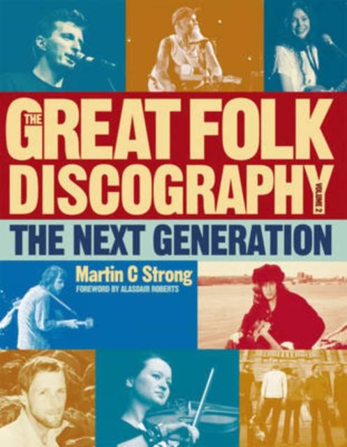 Great Folk Discography: v. 2