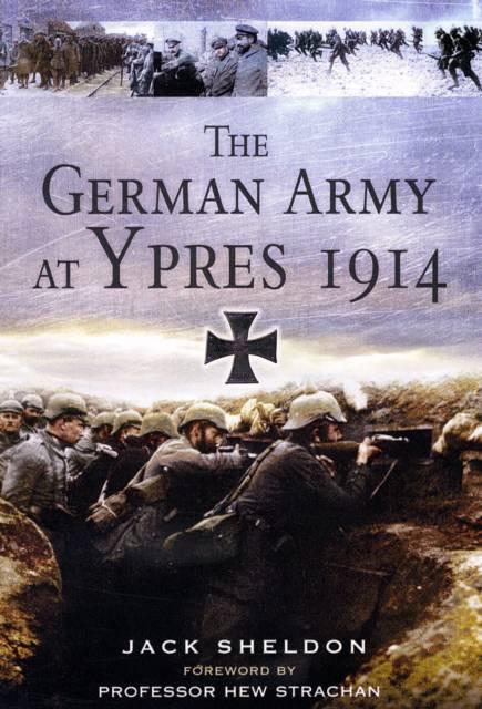 German Army at Ypres 1914