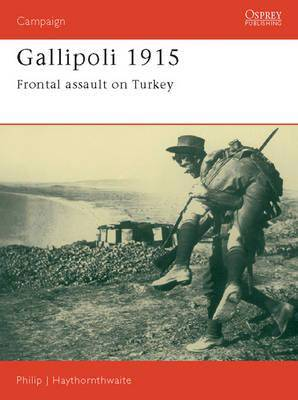 Gallipoli, 1915
