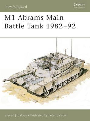 M1 Abrams Main Battle Tank, 1982-92