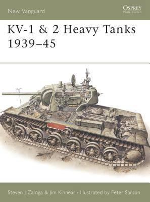 KV-1 and 2 Heavy Tanks, 1939-45