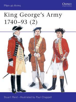 King George's Army, 1740-93