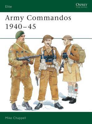 Army Commandos, 1940-45