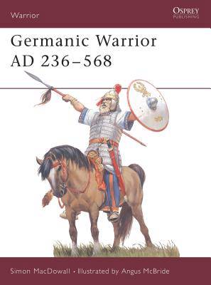 Germanic Warrior, AD 236-568