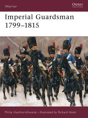 Napoleonic Imperial Guardsman