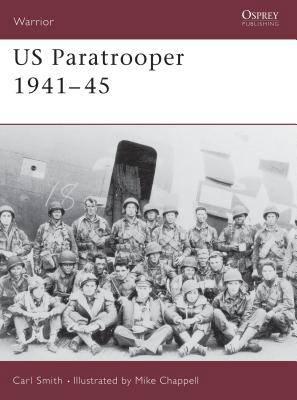 US Paratrooper, 1941-45