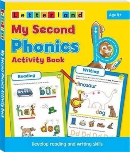 My Second Phonics Activity Book