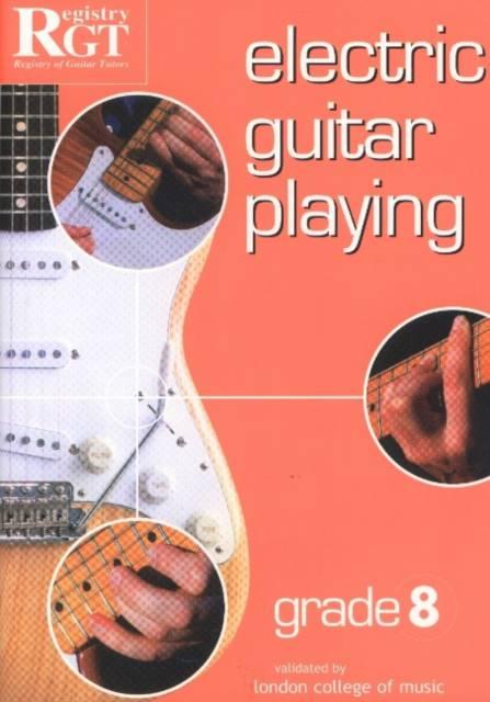 Electric Guitar Playing, Grade 8