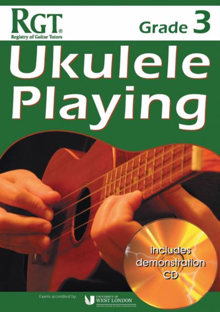 Rgt Grade Three Ukulele Playing
