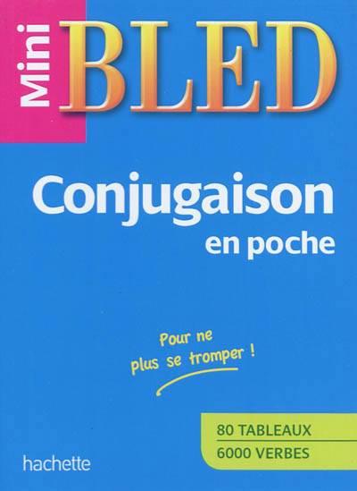 Mini Bled ; Conjugaison