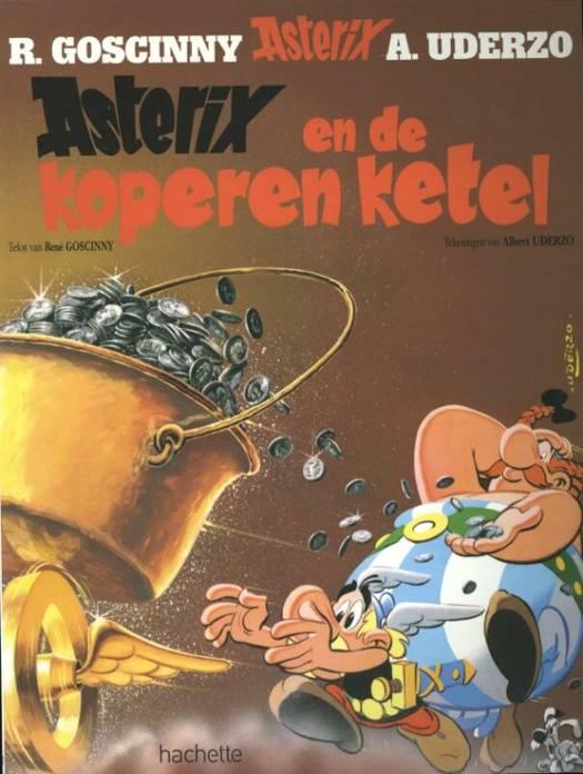 Asterix 13 asterix en de koperen ketel