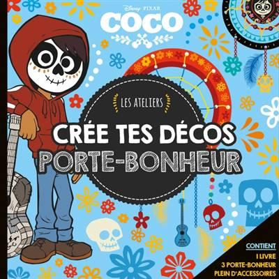 Les Ateliers ; Coco ; Coffret ; Crée Tes Décos Porte-bonheur