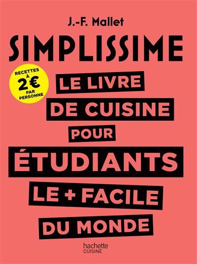 Simplissime ; étudiants + Prime