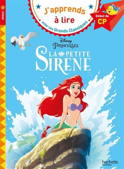 La Petite Sirène ; Cp Niveau 1
