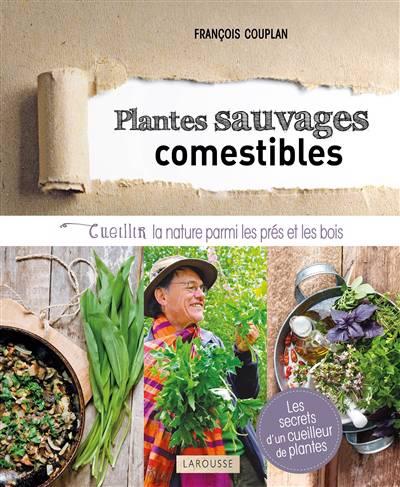 Plantes Sauvages Comestibles ; Cueillir La Nature Parmi Les Prés Et Les Bois