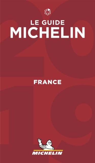 Guide Michelin France 2018
