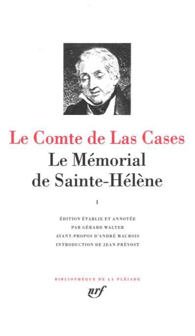 Le Memorial De Sainte-helene T1