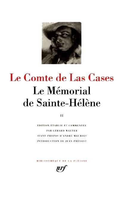 Le Memorial De Sainte-helene - Septembre 1816 - Octobre 1818