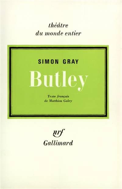 Butley [lyon, Theatre Des Celestins, 15 Novembre 1973]