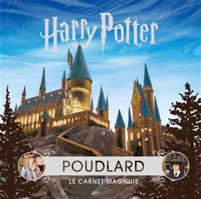 Harry Potter ; Le Carnet Magique : Poudlard