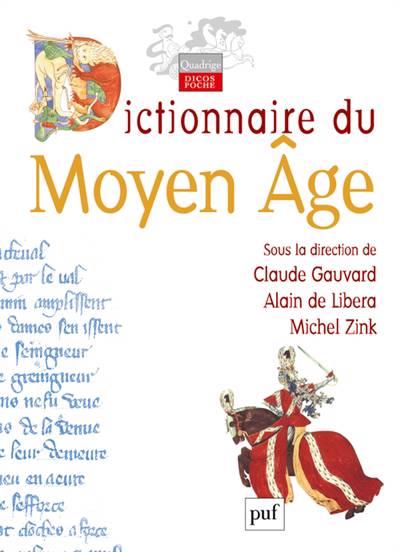 Dictionnaire Du Moyen-âge