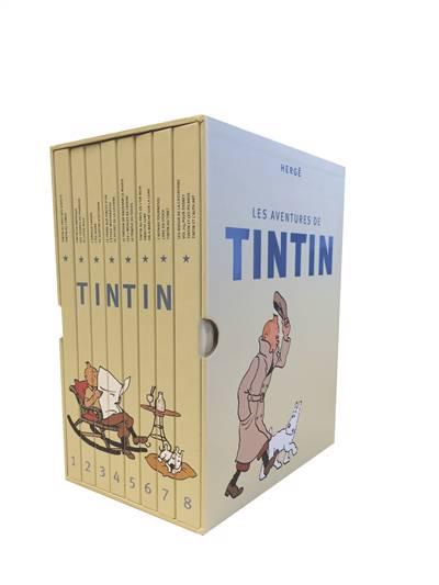 Les Aventures De Tintin ; Integrale