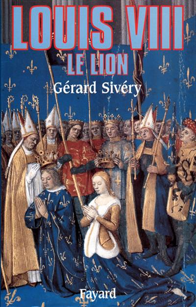 Louis Viii, Le Lion