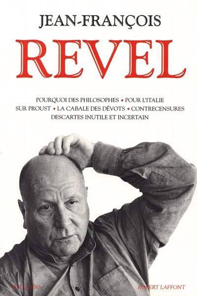Jean-francois Revel Pourquoi Des Philosophes