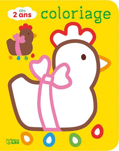 Coloriage Des Tout Petits Joyeuses Pâques Standaard Boekhandel