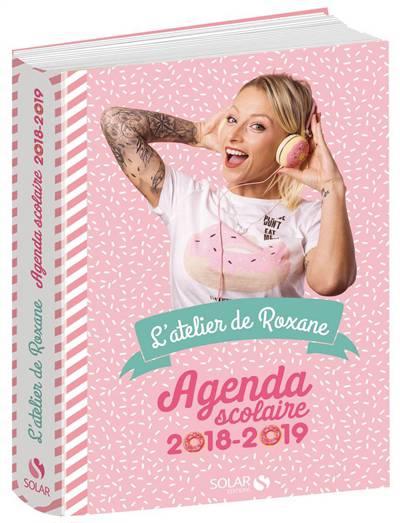 L'agenda De Roxane (édition 2018/2019)
