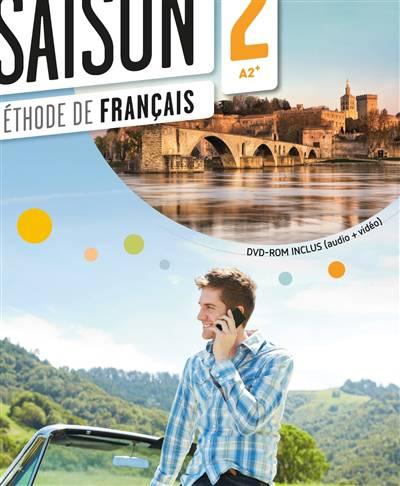 Saison ; Français ; Niveau 2 ; A2, B1 ; Méthode