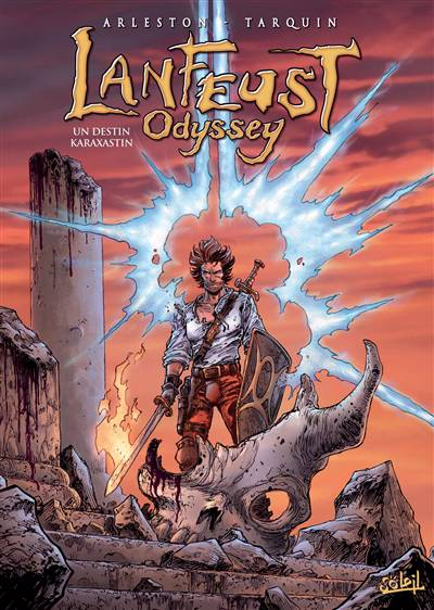 Lanfeust Odyssey T.10 ; Un Destin Karaxastin