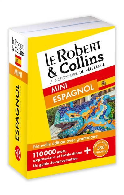 Le Robert & Collins ; Mini ; Dictionnaire Espagnol