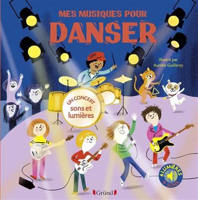 Mes Musiques Pour Danser ; Un Concert Sons Et Lumières