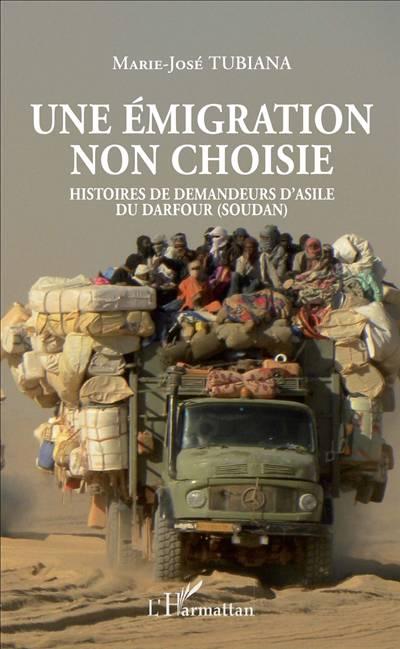 Une émigration Non Choisie ; Histoires De Demandeurs D'asile Du Darfour (soudan)