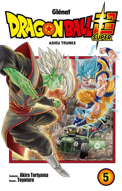 Dragon Ball Super T.5