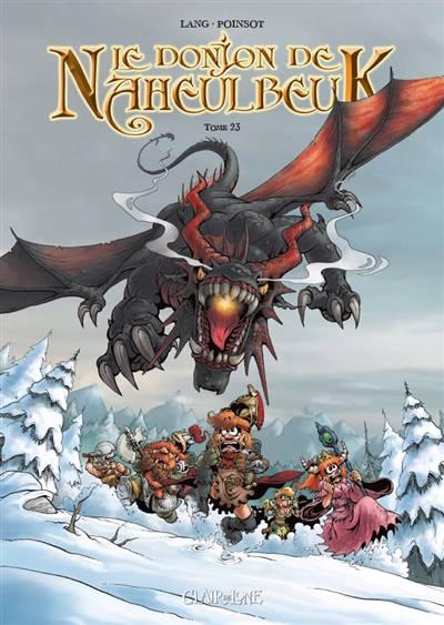 Le donjon de Naheulbeuk Volume 23