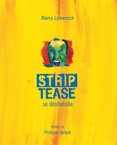 Strip-tease Se Déshabille