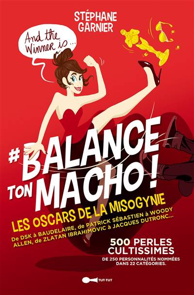 #balance Ton Macho ! Les Oscars De La Misogynie