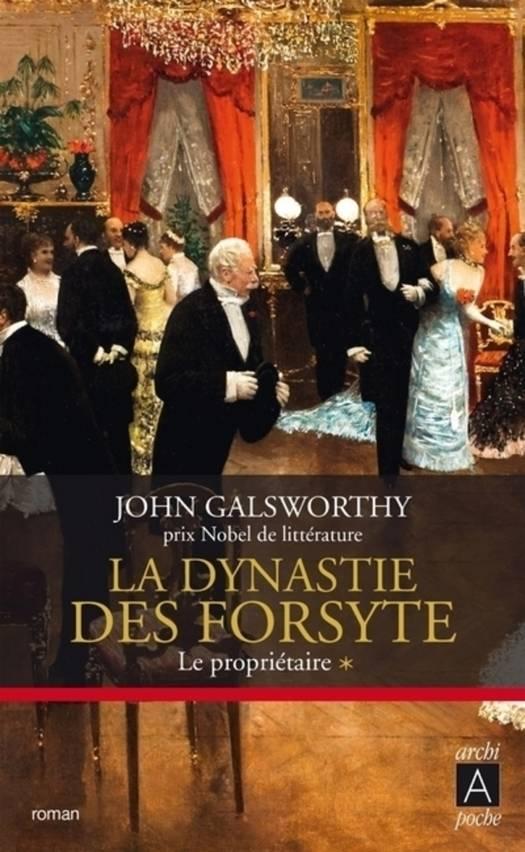 La dynastie des Forsyte, Tome 1