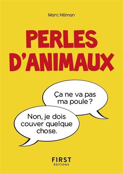 Le Petit Livre Des Perles D'animaux